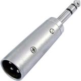 Adaptor XLR(M)-JACK(M) STEREO OMNITRONIC 30226455