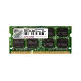 Memorie RAM Laptop SO-DIMM Transcend Apple 4GB DDR3 1333MHz CL9 TS4GAP1333S