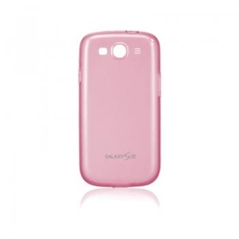 Husa Samsung Pink pentru i9300 Galaxy S III EFC-1G6WPECSTD