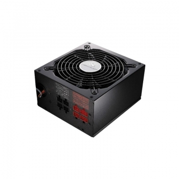 Sursa Modulara Sirtec High Power Absolute 850W 4x PCI-E 6x SATA 6 Molex 2x Floppy PFC Activ UVP, OVP, OPP, SCP, OCP, OTP Certificare 80+ HP-850-G14C