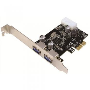 Adaptor PCI-E - USB 3.0 LogiLink PC0054A
