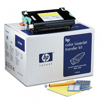Image Transfer Kit HP C4196A Black&Color 100000 Pagini Color 25000 Pagini for Color LaserJet 4500, 4550