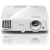 BenQ | Proiector MS527 DLP SVGA 3300ANSI | DLP | 3300 ANSI lumens | 4:3 | Rezolutie nativa 800 x 600 pixeli | 13.000:1 | Putere lampa 190 W | Boxe 2 W | 2 x 2 x Intrare RGB D-Sub | 1 x Intrari USB | 1 x Intrare HDMI