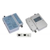 Aparat de testat cablu Gembird NCT-1 UTP RJ-45 si RG-58