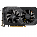 Placa video ASUS TUF Gaming GeForce� GTX 1650 OC, 4GB GDDR6, 128-bit TUF-GTX1650-O4GD6-P-GAMING