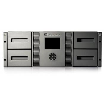 HP AK381A MSL4048 0-DRIVE TAPE LIBRARY