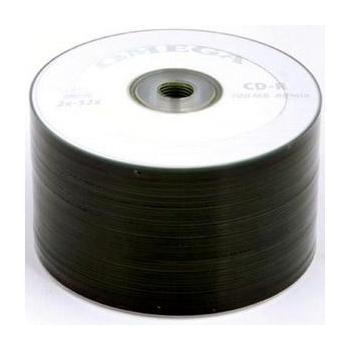 CD-R Omega 50/folie QCDR80OMBULK50