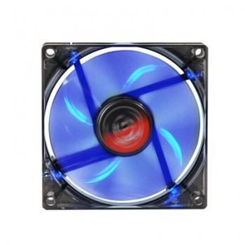 Ventilator Spire 120mm 1800rpm Blue LED SP12025S1L4-B-PWM