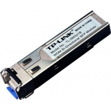 Transceiver TP-LINK TL-SM321B SFP 1000Base-BX WDM Bi-Directional conector LC TX:1310nm/RX:1550nm single-mode 10km