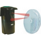 Bariera IR retro-reflectiva polarizata SCS PBP-1000 Formata dintr-o singura bariera O prisma de reflexie