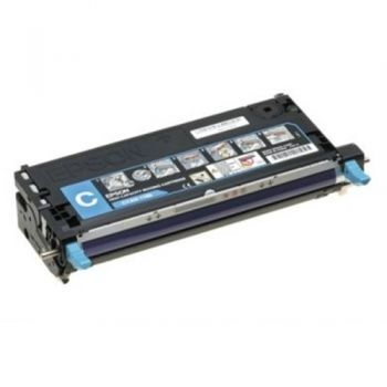 Cartus Toner Epson C13S051160 Cyan 6000 Pagini for Aculaser C2800DN, C2800DTN, C2800N
