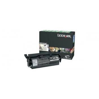 Cartus Toner Lexmark X651H04E Black 25000 pagini for X651DE, X652DE, X654DE, X656DTE, X658DFE, X658DME, X658DTFE, X658DTME