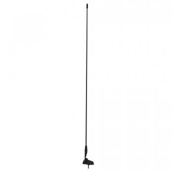 Antena fixa CB President Vermont  1/4,+1 dBi,50 W PEP,700 mm,ajust. 90� AMMI079