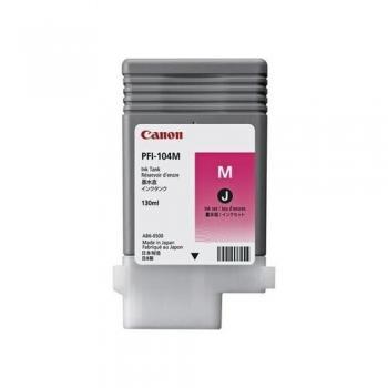 Cartus Cerneala Canon PFI-104M Magenta for IPF 650, IPF 655, IPF 750, IPF 755 CF3631B001AA