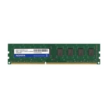 Memorie RAM ADATA 4GB DDR3 1600MHz CL11 AD3U1600W4G11-B