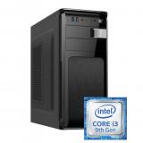 Sistem PC Bocris Intel Core i3 9100F Coffee Lake 3.6GHz RAM 4GB DDR4 SSD 480GB nVidia GeForce GT 710