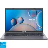 Laptop ASUS 15.6'' X515EA-BQ1104, FHD, Procesor Intel® Core™ i3-1115G4 (6M Cache, up to 4.10 GHz), 8GB DDR4, 256GB SSD, GMA UHD, No OS, Slate Grey