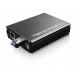 Media convertor 100 MbpsNecesita modul SFPCompatibil cu Shitch-urile Ethernet si PoEPRODUS NOU