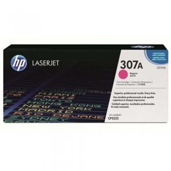 Cartus Toner HP Nr. 307A Magenta 7300 Pagini for Color LaserJet CP5220, CP5225, CP5225DN, CP5225N CE743A