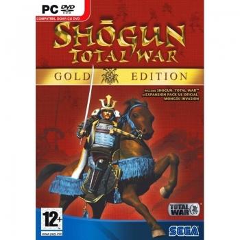 Joc Sega Shogun: Total War - Gold Edition pentru PC SEGA-PC097