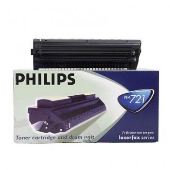Cartus Toner Philips PFA721 Black 5000 Pagini for Philips LPF720, LPF722, LPF725, LPF750, LPF755