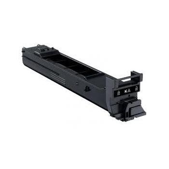 Cartus Toner Konica Minolta A0DK151 Black 4000 pagini for Minolta Magicolor 4650DN, 4650EN, 4690MF, 4695MF