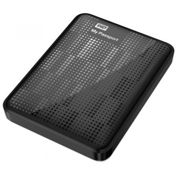 "HDD Extern Western Digital My Passport Ultra 1TB 2.5"" USB 3.0 WDBZFP0010BBK"
