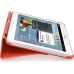 Husa Samsung EFC-1H8SOECSTD Orange pentru P5100 Galaxy Tab2 si P5110 Galaxy Tab2 din piele cu functie de stand