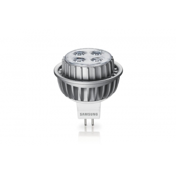 LED-SPOT, MR16, 827, 7W LINSE, 350LM, 40GR, CE, DIMM. IN
