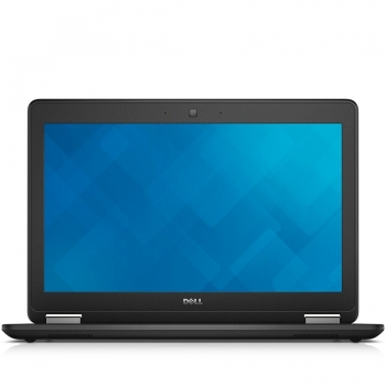 Dell Latitude E7250, 12.5-inch HD (1366x768), Intel Core i5-5300U, 8GB 1600MHz DDR3L, 256GB SSD, noDVD, Intel Graphics, Wifi + Blth 4.0, Backlit Keyboard, Fingerprint, SmartCard, 4-cell 52Whr, Win7 Pro (64Bit Windows 8.1 License & Media), 3Yr NBD
