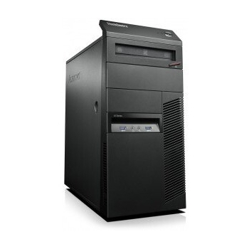 Lenovo ThinkCentre M93p Tower, Intel Core i5-4590, 4GB, 500GB 7200rpm, DVD Rambo, Graphics Integrated, Keyboard, Mouse, Windows 8.1 Pro 64bit, 3 Years OnSite