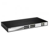 Switch D-Link DGS-1210-20 16xRJ-45 10/100/1000Mbps + 4 Combo 1000BaseT/SFP