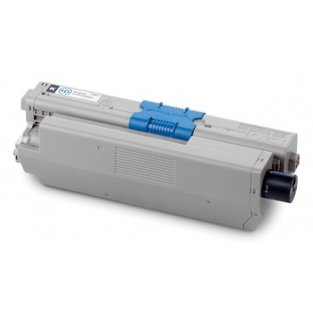 Cartus Toner Oki 44469803 Black 3500 Pagini for C310DN, C330DN, MC561DN, C510DN, C530DN
