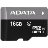 Card Memorie MicroSDHC ADATA 16GB Clasa 10 UHS-I AUSDH16GUICL10-R