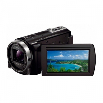 Camera video Sony HDR-PJ420VE Zoom Optic 30x Zoom Digital 350x Full HD Proiector incorporat HDRPJ420VE.CEN