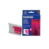 Cartus Cerneala Brother LC1000M Magenta capacitate 400 pag for Brother MFC 5460CN, DCP-330C, DCP-357C, DCP-560CN, DCP-770CW, MFC-440CN, MFC-465CN
