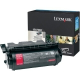 Cartus Toner Lexmark 12A7362 Black 21000 pagini for Optra T630, X630, T632, T634, X632