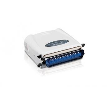 Print Server TP-LINK TL-PS110P 1 Port paralel IPP SMB and POST print job log