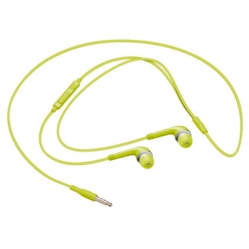 Samsung Premium Stereo Headset Suits For Galaxy S 4, yellow