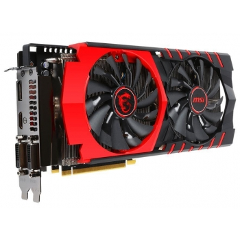 Placa video MSI AMD Radeon R9 390 8GB GDDR5 512 bit PCI-E x16 3.0 DVI HDMI DisplayPort R9 390 GAMING 8G