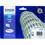 Ink Epson cyan T7912 | 7 ml | WF-5110DW/WF-5190DW/WF-5620DWF/WF-5690DWF