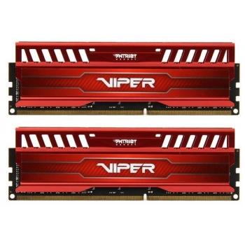 Memorie RAM Patriot Viper 3 KIT 2x8GB DDR3 2400MHz CL10 PV316G240C0KRD