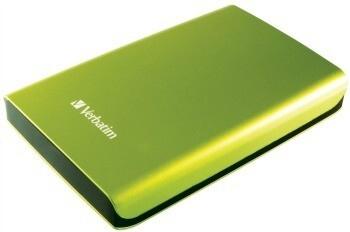 hard disk 2,5' Verbatim 1TB, USB 3.0, extern, verde eucalipt