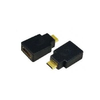 LOGILINK - Adaptor HDMI tip A mama - Mini HDMI tip C tata