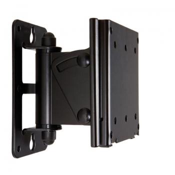 Suport perete 4World pt LCD 15''-22'' VESA 75/100 incl/rotire inc.max 30kg neg