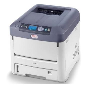 Imprimanta laser OKI C711dn