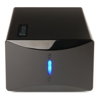 Verbatim hard disk 3,5'' 2TB, 7200 RPM, USB 2.0 & eSATA, RAID, extern, negru