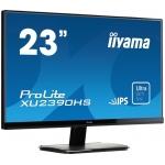 LCD 23'' Prolite XU2390HS-B1, IPS LED, Full HD, DVI, HDMI, speakers, black
