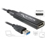 Delock adapter USB 3.0 -> Displayport