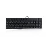 Tastatura LOGIC LK-12 USB negru Slovakian Layout